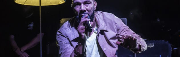 Hip-Hop Legend Common Delivers Nostalgic Energy at Cervantes