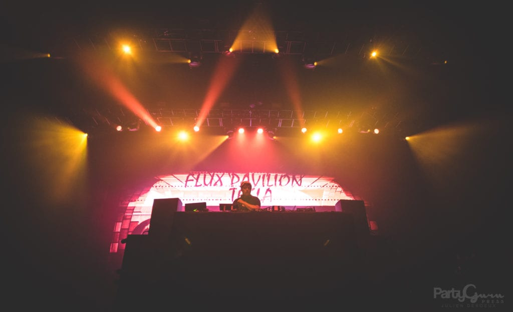Flux Pavilion at Mission Ballroom
