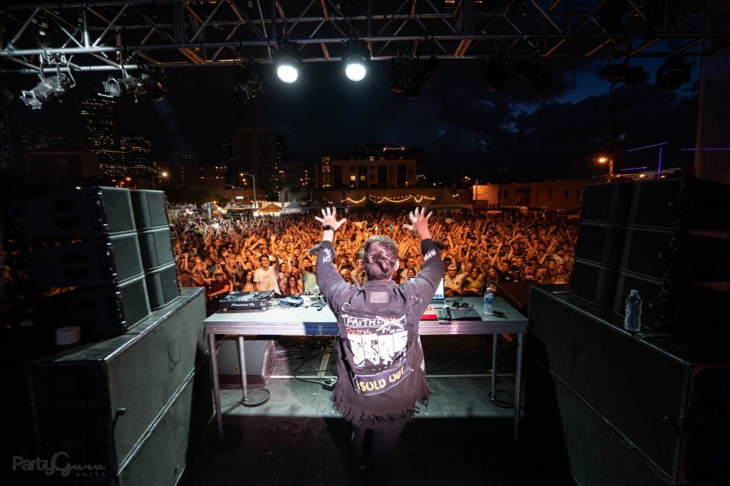 3lau at Mile High Block Party