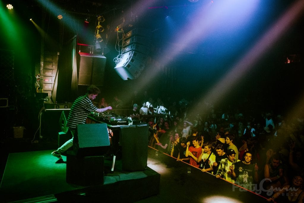 He$h performing at the Fox Theatre in Boulder