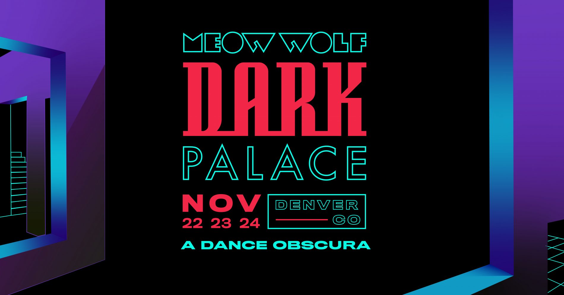 Meow Wolf Dark Palace, National Western Complex