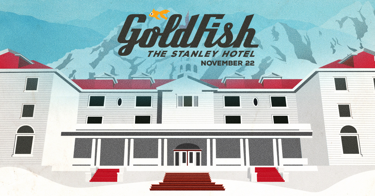 Goldfish, The Stanley Hotel